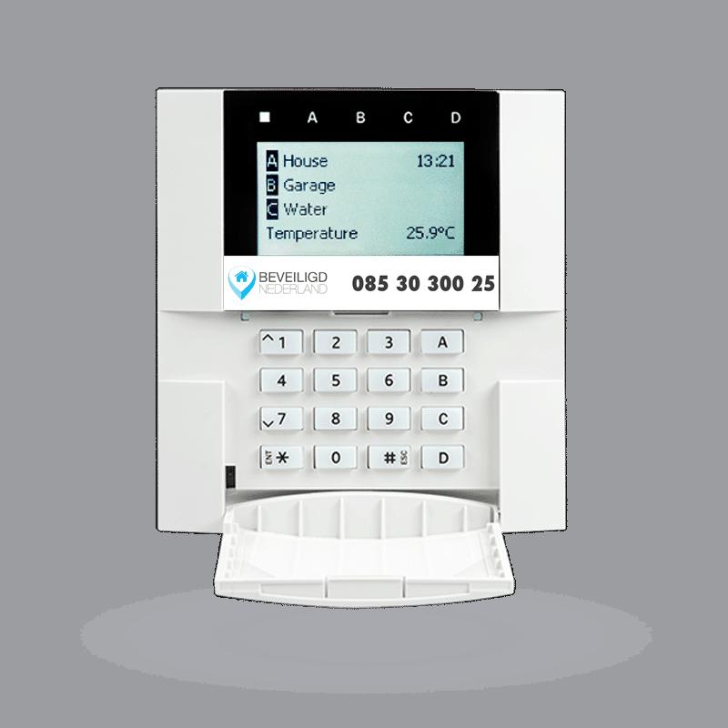 DeLuxe alarmsysteem Beveiligd Nederland