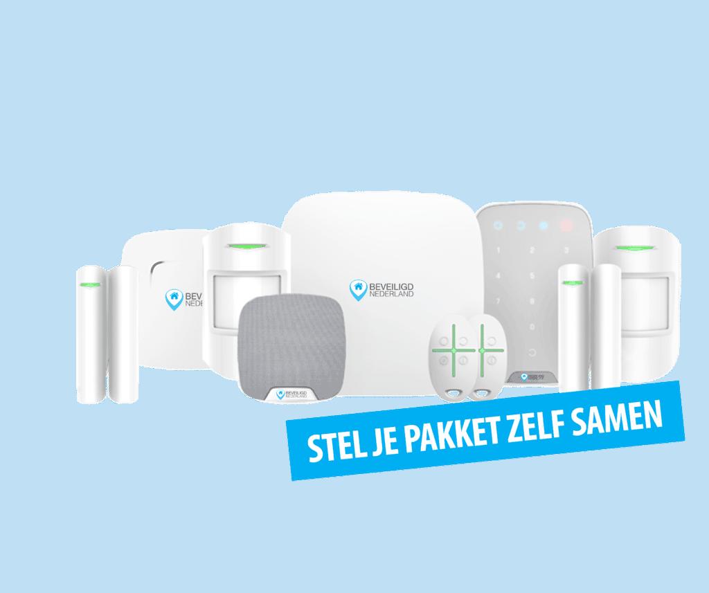 comfort alarmsysteem beveiligd nederland