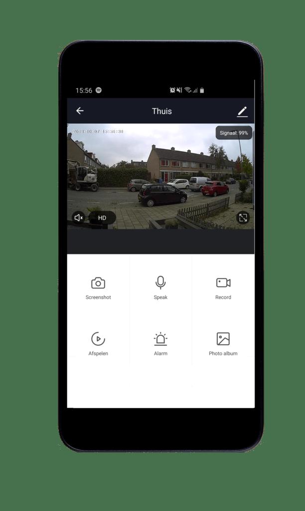 1 - Video deurbel beveiligd nederland