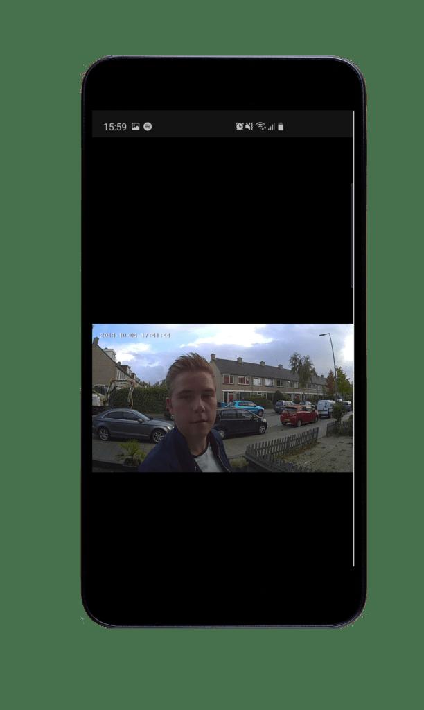 3 - Video deurbel beveiligd nederland