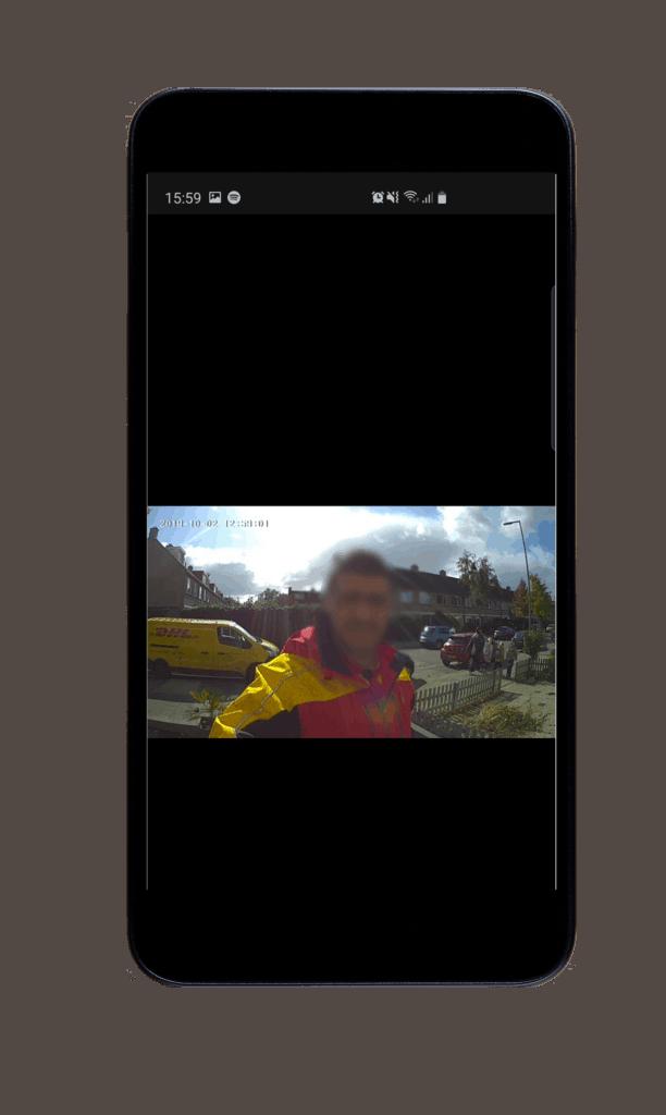 4 - Video deurbel beveiligd nederland