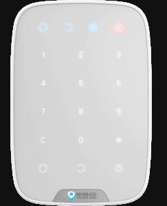 codebedienpaneel comfort alarmsysteem beveiligd nederland