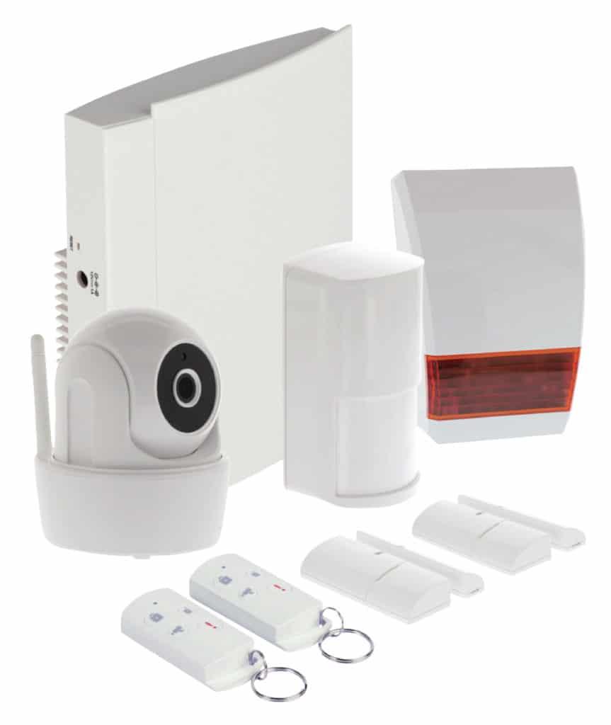 Alarmsysteem beveiligd nederland