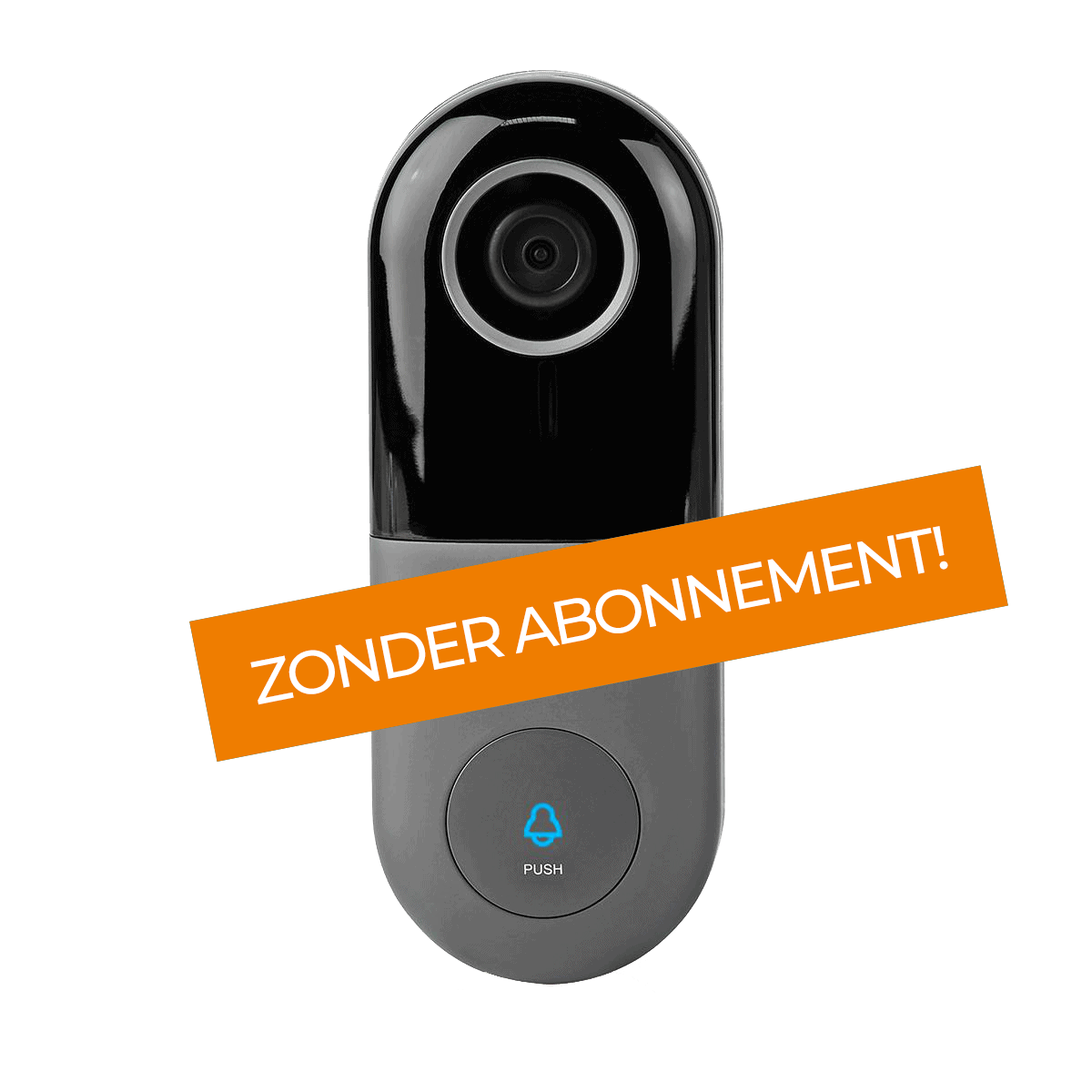 Slimme video deurbel Beveiligd Nederland