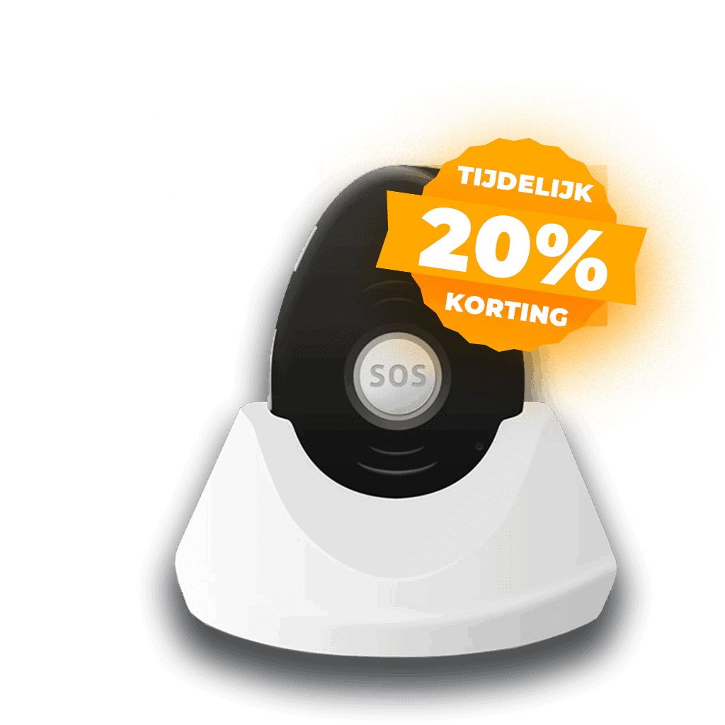 korting alarmknop beveiligd nederland