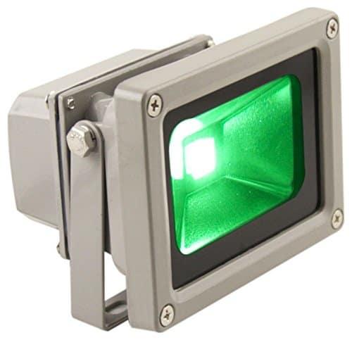 bouwlamp cameramast beveiligd nederland
